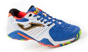 Joma T.Pro Roland Clay 604 White/Royal