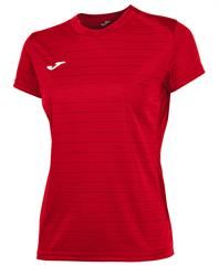 Joma Campus II Women Shirt Red
