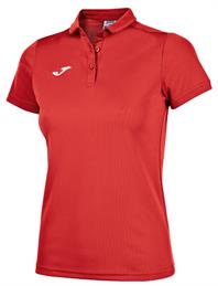 Joma Combi Women Polo Shirt Red