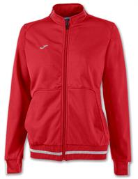 Joma Campus II Jacket Red