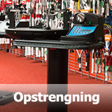 Opstrengning
